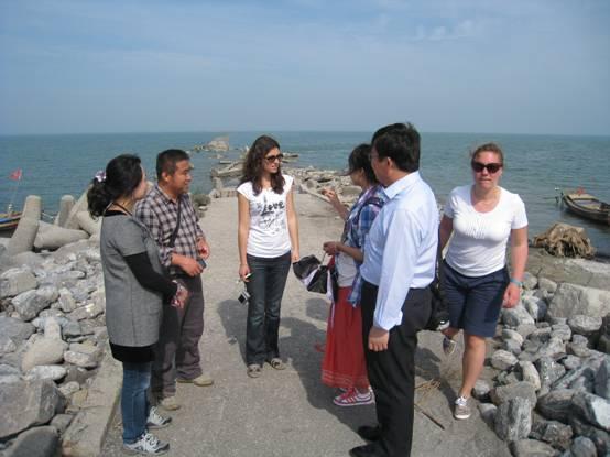 烟台养马岛围填海开发利用及海岛野外考察