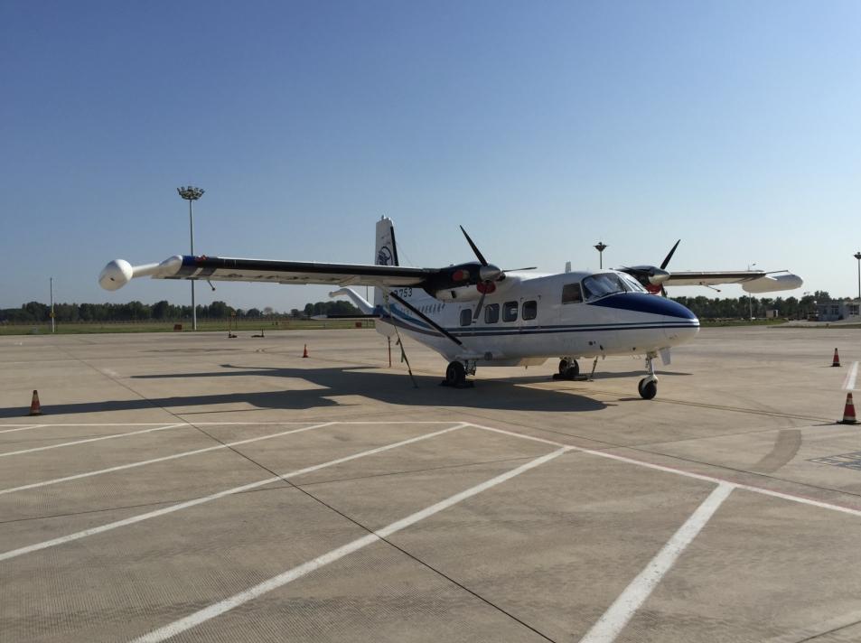 广州到潍坊飞机