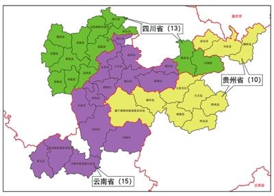 叙永老鹰山地图