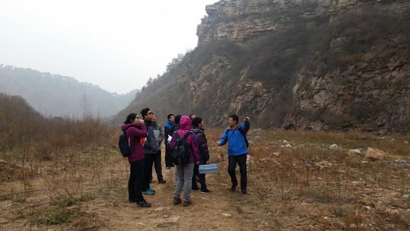中国地质调查局在秦皇岛柳江盆地成功举办水文地质调查野外培训班